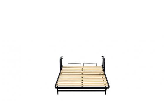 Kit de lit mural vertical petit d120x190