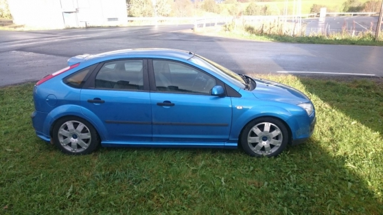 Annonce occasion, vente ou achat 'Ford Focus 1.6'