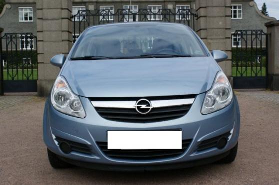 Annonce occasion, vente ou achat 'Opel Corsa 1.3 CDTi'