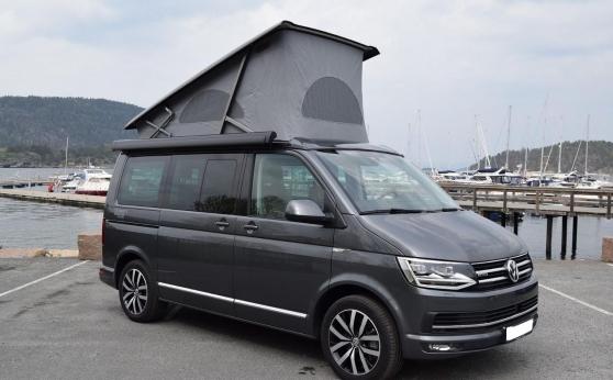 Volkswagen Multivan California Ocean