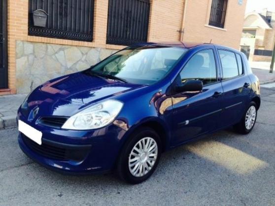 Annonce occasion, vente ou achat 'Renault Clio 3 Dynamique dCi'