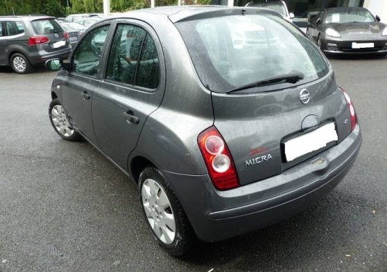 Nissan Micra 1.5 DCI 68CH MUST 5P