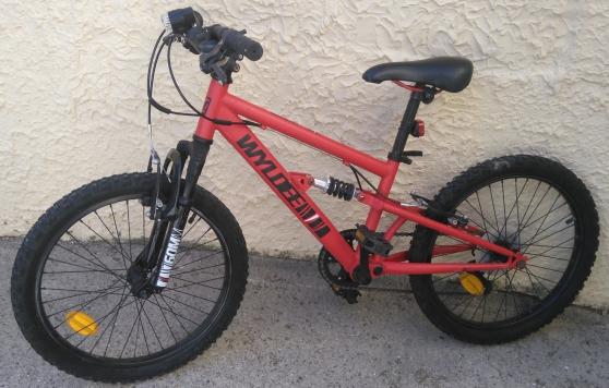vélo enfant 6/8 ans