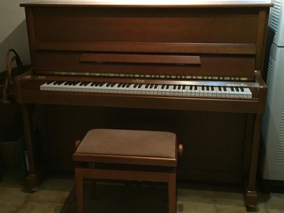 Annonce occasion, vente ou achat 'Vends piano'