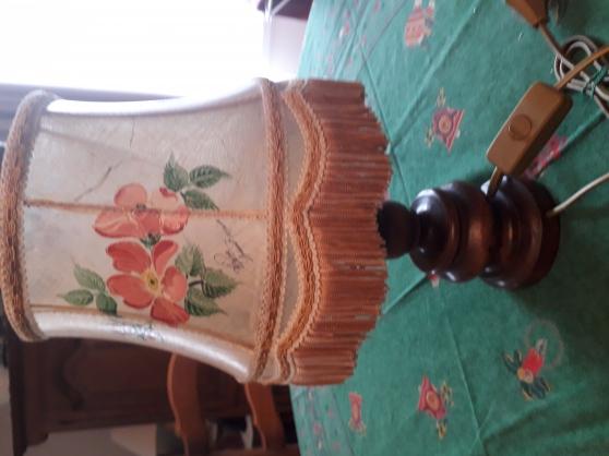 Annonce occasion, vente ou achat 'lampe chevets vintage travail artisanal'