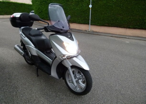 Annonce occasion, vente ou achat 'scooter MBK Cityliner 125'