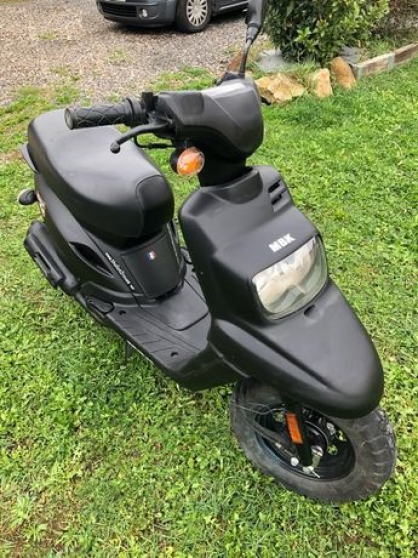 Scooter mbk one avec carte grise