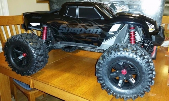 Annonce occasion, vente ou achat 'Traxxas X-maxx (snap on)'