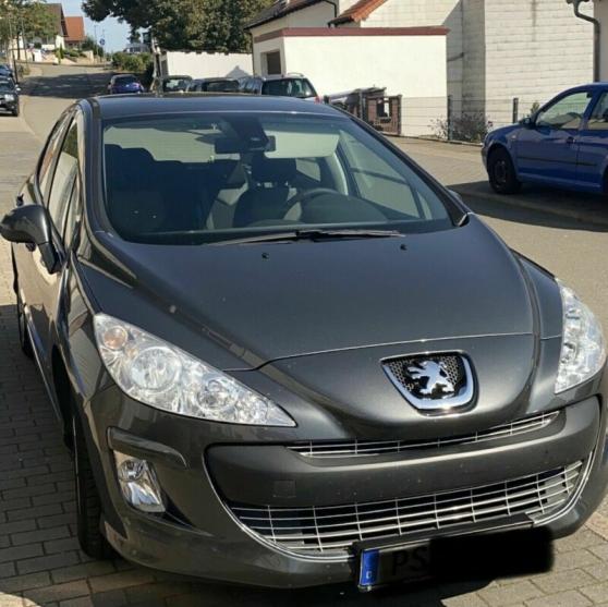 vend ma Peugeot 308 1,6 16V VTi Tendance