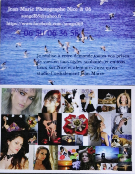 Annonce occasion, vente ou achat 'Photographe ,j\'immortalise votre profil'