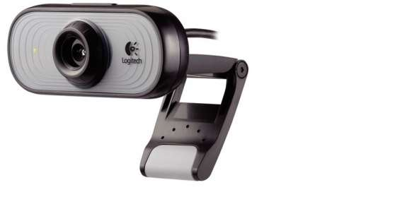 Webcam Logitech C100