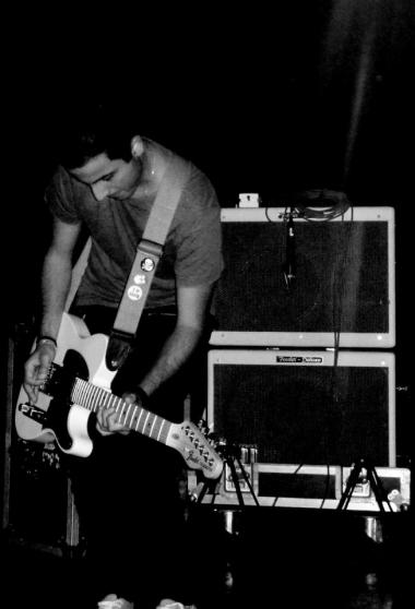 Annonce occasion, vente ou achat 'Guitariste cherche groupe 91'