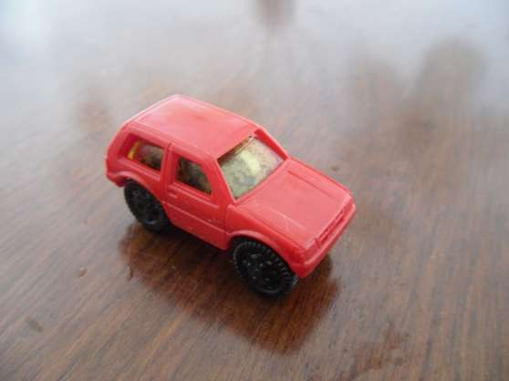 Annonce occasion, vente ou achat 'Kinder voiture rouge'