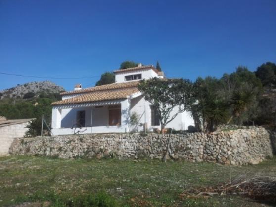 Maison Rural As Figueral région Alicante