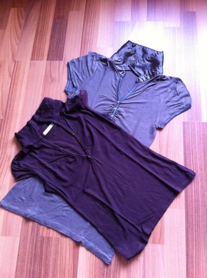 Annonce occasion, vente ou achat 'Vend lot de 2 maillots'