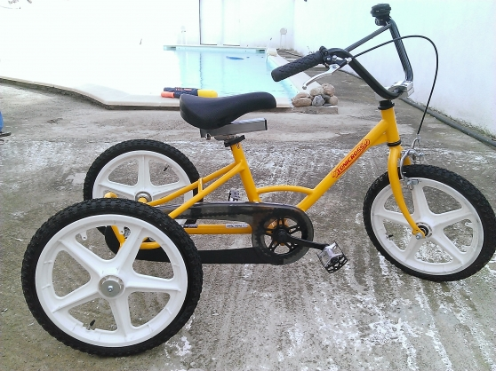 Tricycle orthopédique Tonicross Basic T2