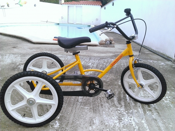 Tricycle orthopédique Tonicross Basic T2 - Photo 4