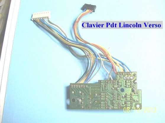 LINCOLN clavier des Fonctions - Photo 2