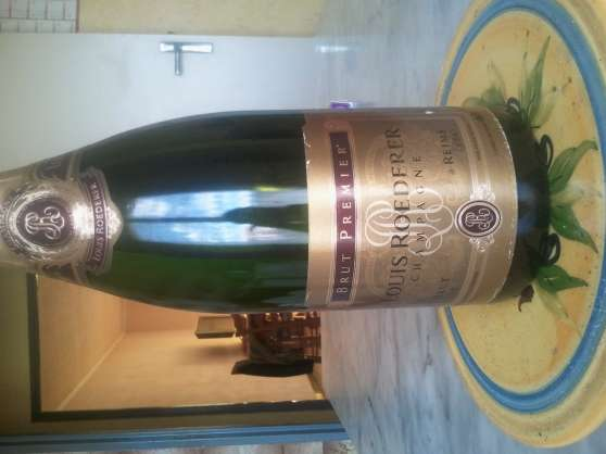 Annonce occasion, vente ou achat 'champagne Louis ROEDERER'