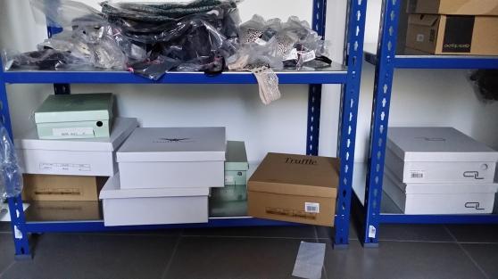 Vends lot chaussure femme