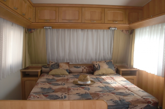 Annonce occasion, vente ou achat 'Caravane Burstner470TS 5 pl Annee 1998'