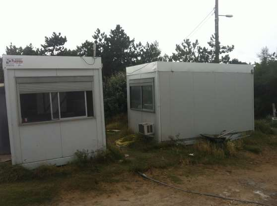 baraques modulaires de chantier mat riaux de construction baraques de chantier paris. Black Bedroom Furniture Sets. Home Design Ideas