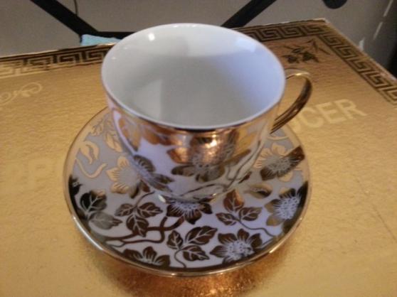 Service à thé ou café 12 Pieces