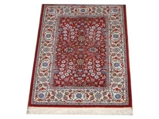 tapis fait main hereke origine turque