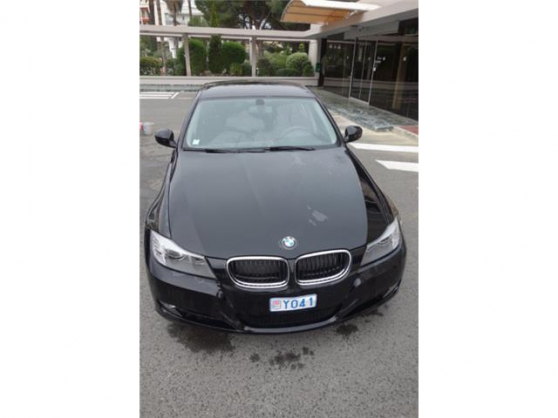 BMW 316 d 115 ch Edition Black