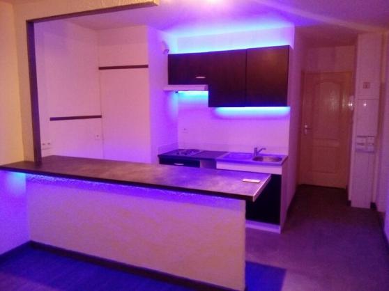 F2 42 m² au RdC