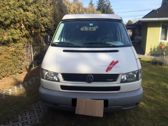Annonce occasion, vente ou achat 'Camping-car Volkswagen T4 Carthago'