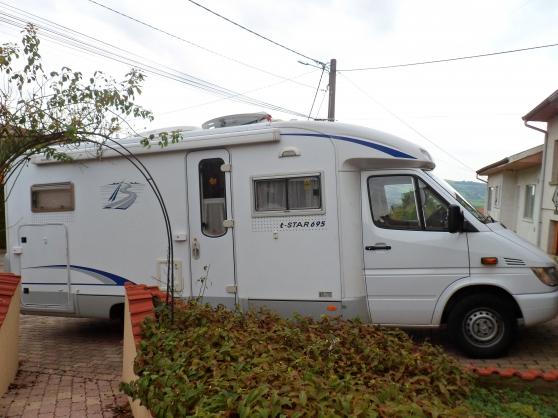 vends camping car - Annonce gratuite marche.fr