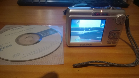 Annonce occasion, vente ou achat 'Appareil photo OLYMPUS FE 270'