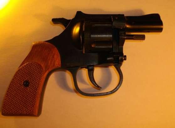revolver 22 lr grenaille