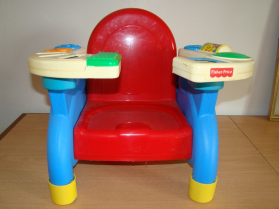 Annonce occasion, vente ou achat 'Fauteuil Fisher Price'
