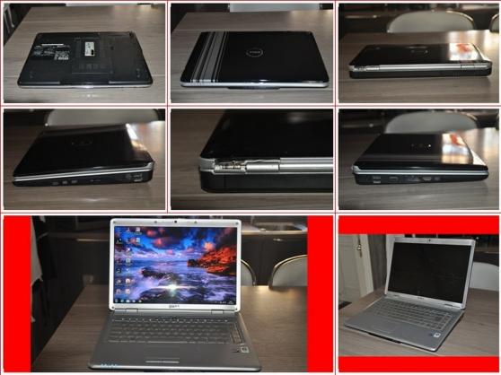 Petite Annonce : Dell inspiron 1525 de 15,4 pouces - Vend Pc portable d\'occasion Dell Inspiron 1525 de 15,4 pouces avec