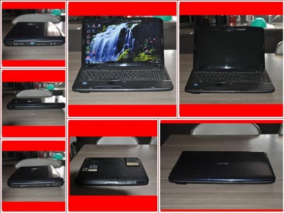 Petite Annonce : Acer aspire 5542g de 15,6 pouces - Vend Pc portable Acer Aspire 5542G de 15,6 pouces d\'occasion en TBE