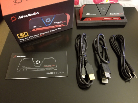 AVerMedia Live Gamer Portable 2 Plus 4K