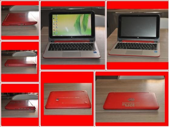 Petite Annonce : Hp x360 310 g1 de 11,6 pouces - Vend Pc portable HP X360 310 G1 de la région, de 11,6 pouces avec