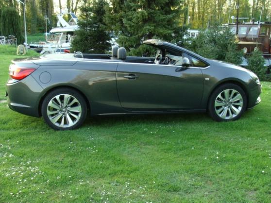 Opel Cascada 2,0 CDTI Cosmo Bi-Turbo