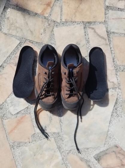 Annonce occasion, vente ou achat 'Chaussures randonné femme taille 39'