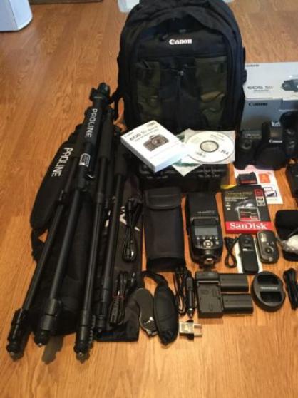 Annonce occasion, vente ou achat 'Appareil photo reflex numérique Canon EO'
