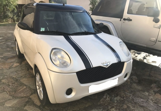 Annonce occasion, vente ou achat 'voiture sans permis Chatenet ch26 diesel'