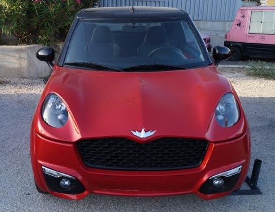 Annonce occasion, vente ou achat 'CHATENET SPORTEEVO GT Rouge toit noir'