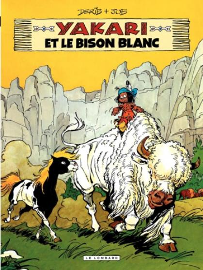 Annonce occasion, vente ou achat 'Yakari Tome 2 Yakari et le bison blanc'