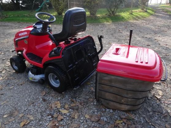 Tracteur de pelouse HONDA HF 2417 - Photo 3