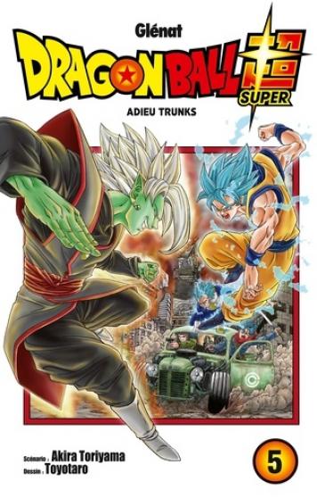 Annonce occasion, vente ou achat 'Dragon Ball Super - Tome 05'