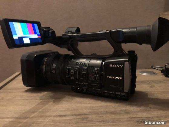Camescope Sony HXR-NX3