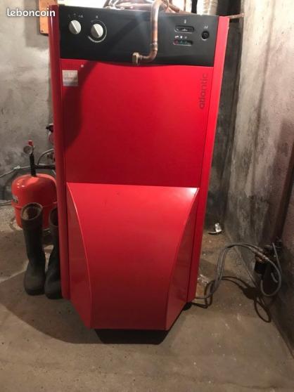 Chaudière Atlantic + 7 radiateurs