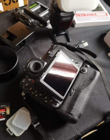 Nikon D500 Complet